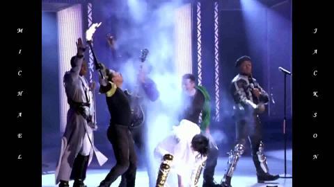 Michael Jackson & The Jackson 5 - Motown 25 Live Medley
