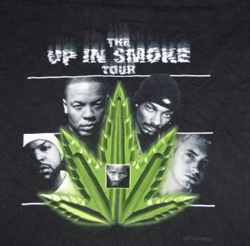 The Up In Smoke Tour - Concierto Completo